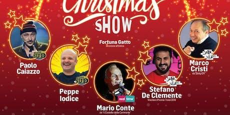 Mia Event Christmas Show - Una Serata Esilarante biglietti