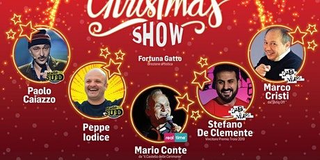 Mia Event Christmas Show - Una Serata Esilarante tickets