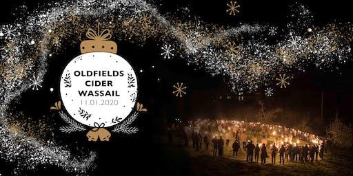 Oldfields Cider's Winter Wassail