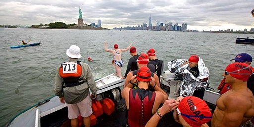 Liberty to Freedom Swim 2020