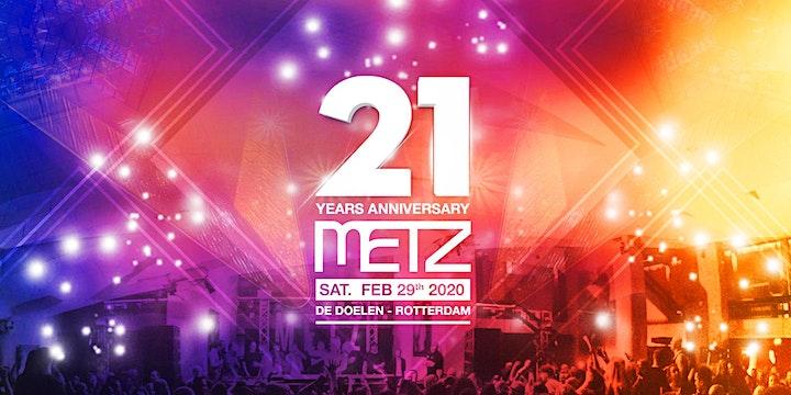 METZ - 21 Years Anniversary