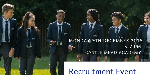 Castle Mead Academy Recruitment Event