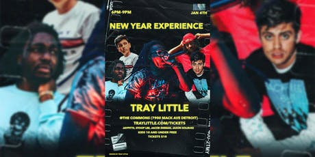 New Year Experience With Tray Little And Friends tickets