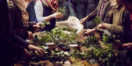 Vini, fiori e profumi aspettando il Natale - WORKSHOP biglietti