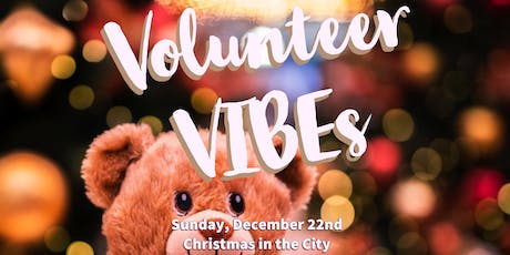 Volunteer VIBEs: Christmas in the City tickets
