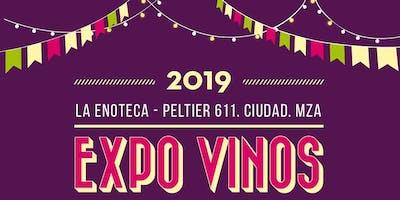 Expo Vinos Pequeños Bodegueros de Mendoza 2019