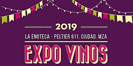 Expo Vinos Pequeños Bodegueros de Mendoza 2019 entradas