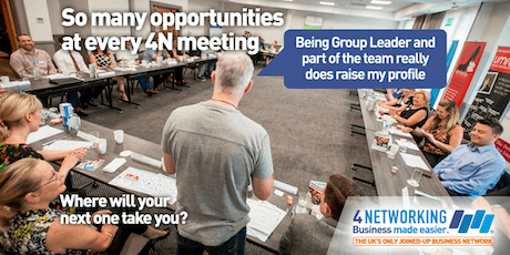 4Networking Falkirk 7th January 2020 tickets