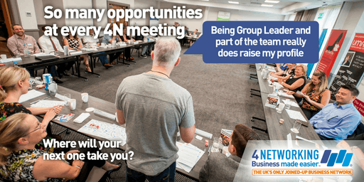 4Networking Falkirk 7th January 2020