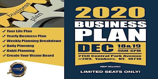 2020 Business Plan