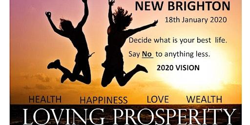 Loving Prosperity 2020 Vision Workshop -