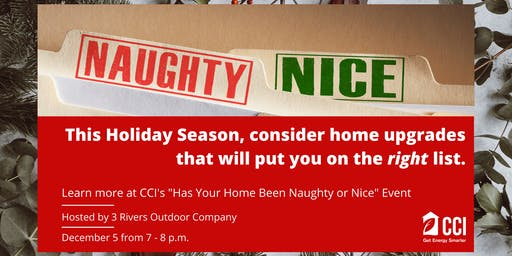 Has Your Home Been Naughty or Nice?