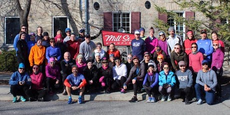 Mill Street Milers - the DOcember run tickets