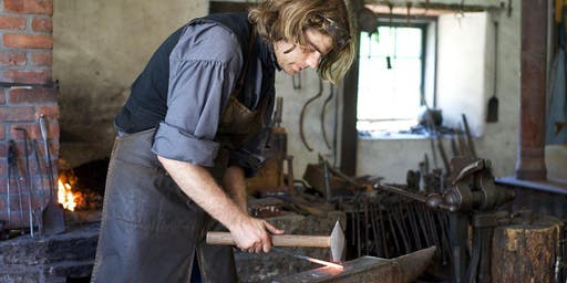 Introduction to Blacksmithing - FALL ON THE FARM WORKSHOP FESTIVAL