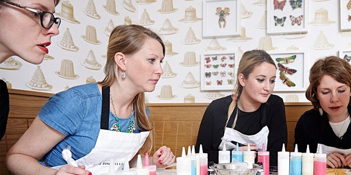 Biscuiteers Icing Masterclass - Notting Hill