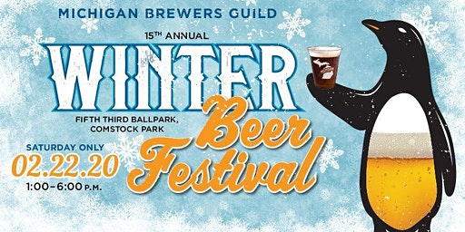 MI Brewers Guild 15th Annual Winter Beer Festival