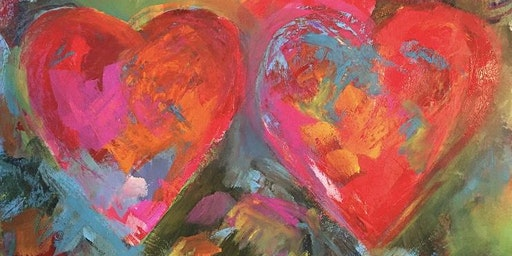 Half Day: heART Works with Debi West (Adult Class)