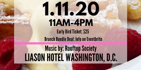 Officially Adulting Networking Brunch! tickets