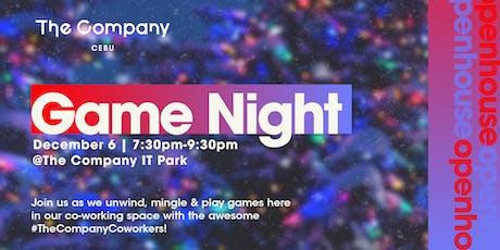 Mixer: Game Night tickets