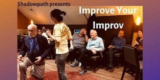 Workshop - Improve Your Improv
