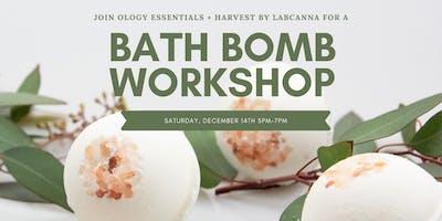 Bath Bomb Workshop
