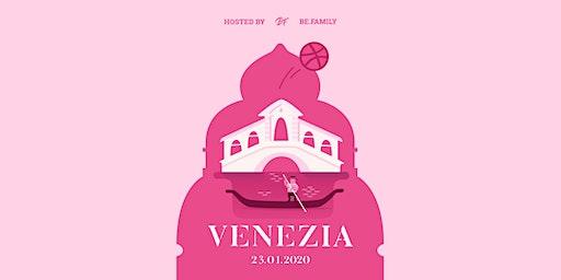 Dribbble Meetup - Venezia