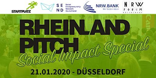 Rheinland-Pitch Social Impact Special 2020