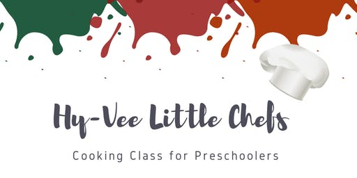 Happy Holidays Little Chefs Cooking Class at West Circle Hy-Vee