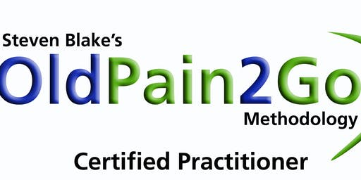 OldPain2Go® - How to Stop the Pain Train  in  1 Session