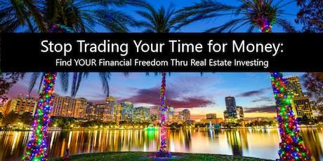 Find It, Flip It, Fix It-Cash OUT!  Real Estate Investing Workshop-FL tickets