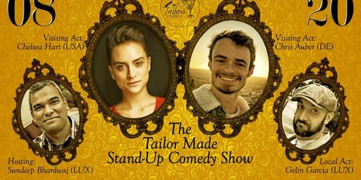 English Comedy Show at Tailors