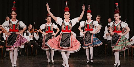 Hungarian Dance Performance