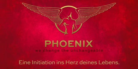PHOENIX | Neu geboren | März 2020 Tickets
