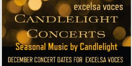 Seasonal Music by Candlelight -  Excelsa Voces  at The Guild Chapel tickets