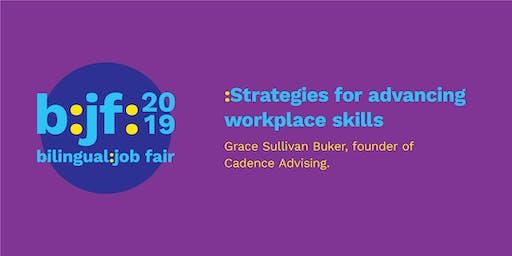 B:jf:: Strategies for Advancing Workplace Skills