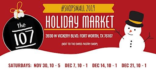 Holiday Market at the107!