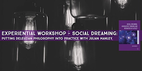 Experiential Workshop - Social Dreaming tickets
