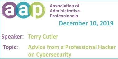 AAP Ottawa Branch - CyberSecurity