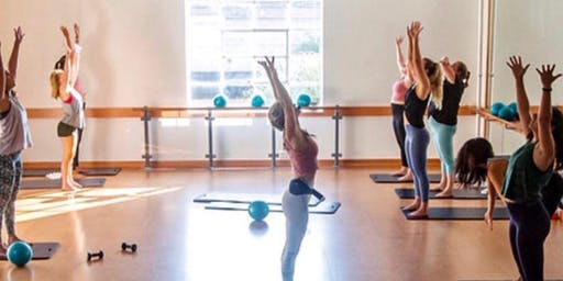 Barre3, Beauty, Brows  and Bubbles