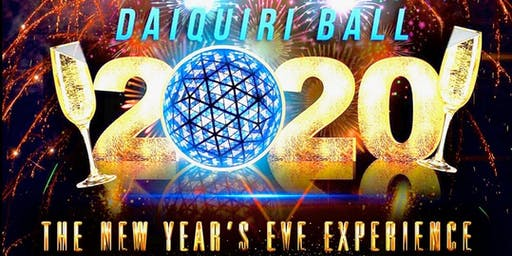 Daiquiri Ball 2020