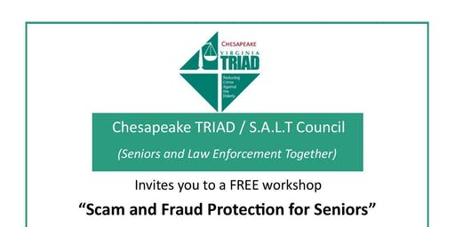 Scam and Fraud Protection for Seniors