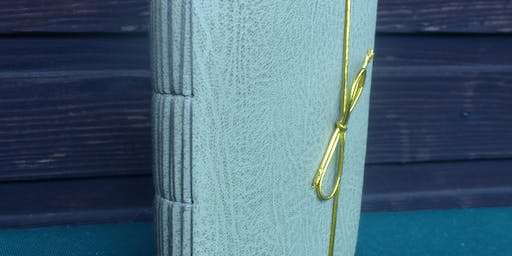 Make to Gift - Bind a Journal for Someone you Love