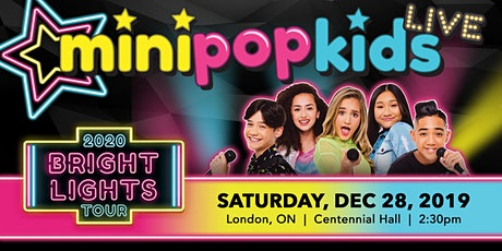 MINI POP KIDS Live: The Bright Lights Concert Tour tickets