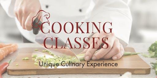 Winter Cooking Class