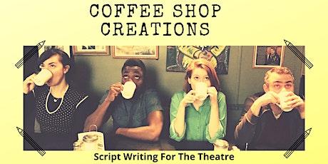 Workshop - Coffee Shop Creations tickets