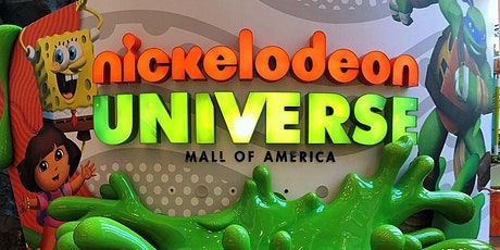 Shuttle to Nickelodeon Universe  tickets