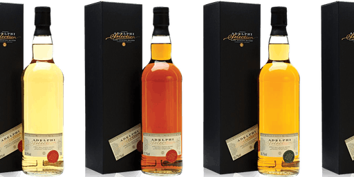 East Coast Whisky Evening feat. Adelphi Selection/Ardnamurchan Distillery