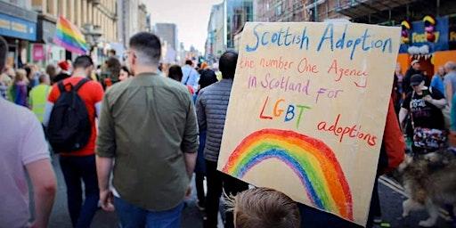 #LGBTAdoptionWeek Information Evening - Edinburgh 2020