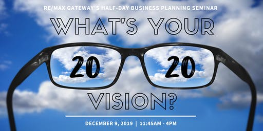RE/MAX Gateway's Half Day Business Planning Seminar