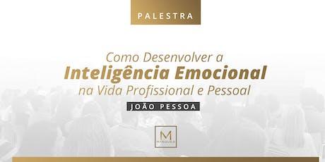 Palestra Como Desenvolver a Inteligência Emocional na Vida Profissional e Pessoal tickets